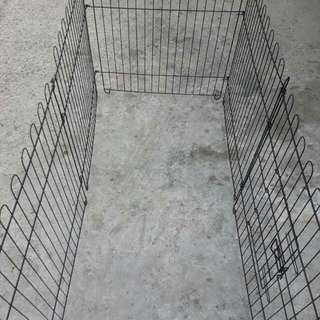 Dog Puppy Playpen Cage Crate