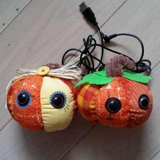 南瓜揚聲器 Pumpkin Speaker
