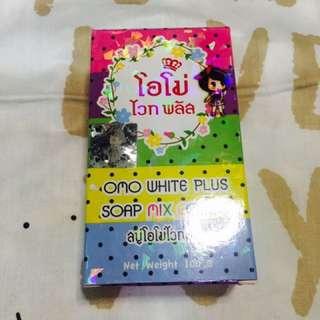 泰國彩虹肥皂