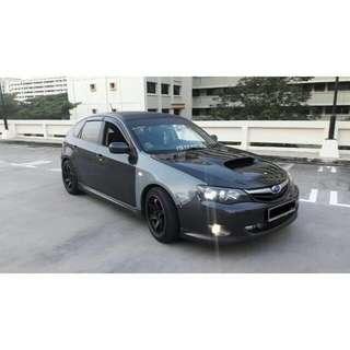 Subaru WRX 2.5 For Rental