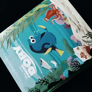 Finding Dory Story Book