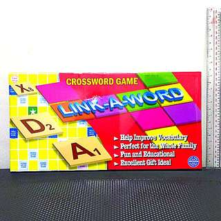 Scrabble: Link-a-Word