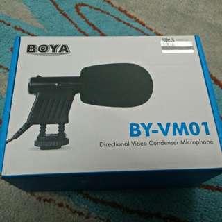 Boya BY-VM01 Microphone
