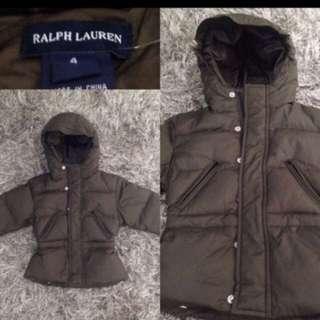 Ralph Lauren Kids Winter Jacket