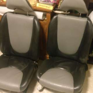 Honda Jazz GD1 Seats