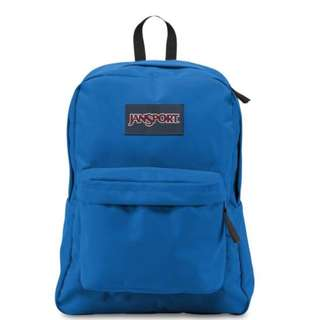 JANSPORT PACK SUPERBREAK -STELLAR BLUE T50131Q