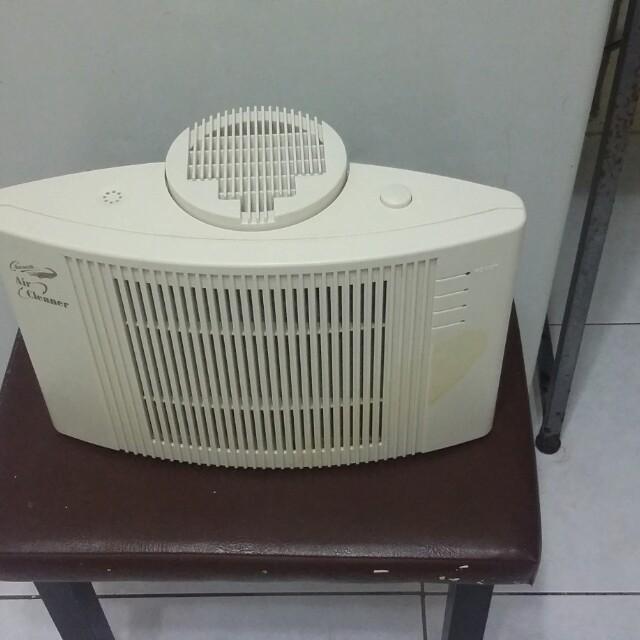鱷魚空氣清淨機