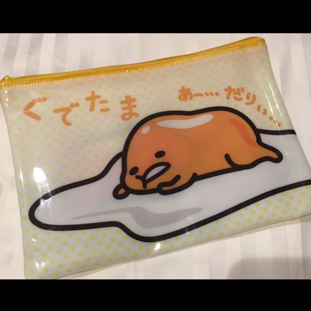 蛋黃哥 授權整理袋