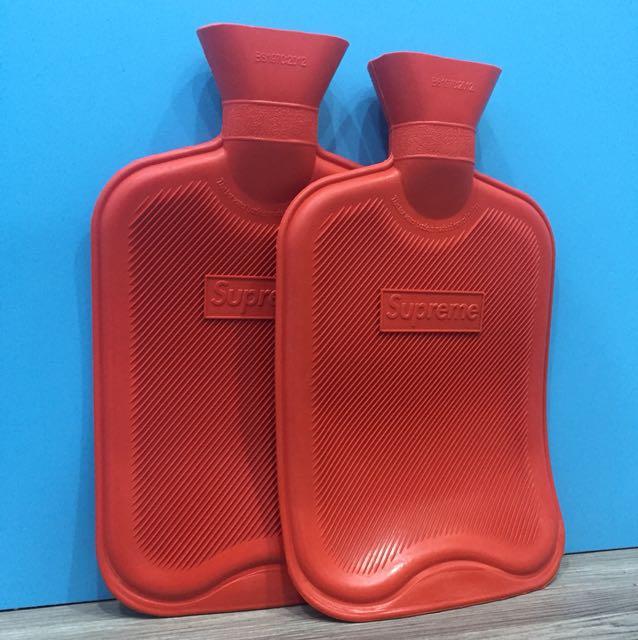 🔴 Supreme Hot Water Bottle ( HK AAA )