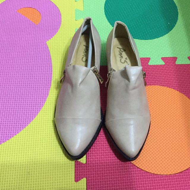 amai牛津樂福鞋