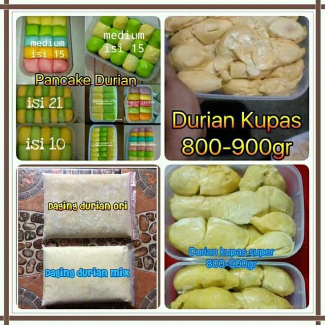 Aneka Durian
