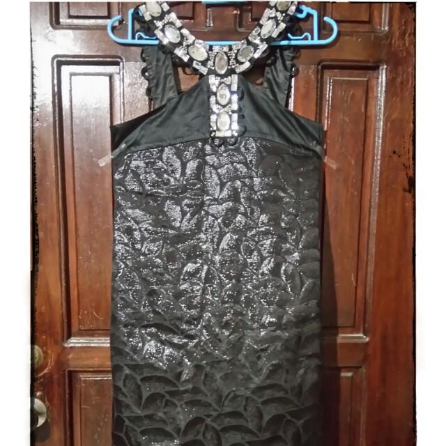 Arden B. Black Sleeveless Dress