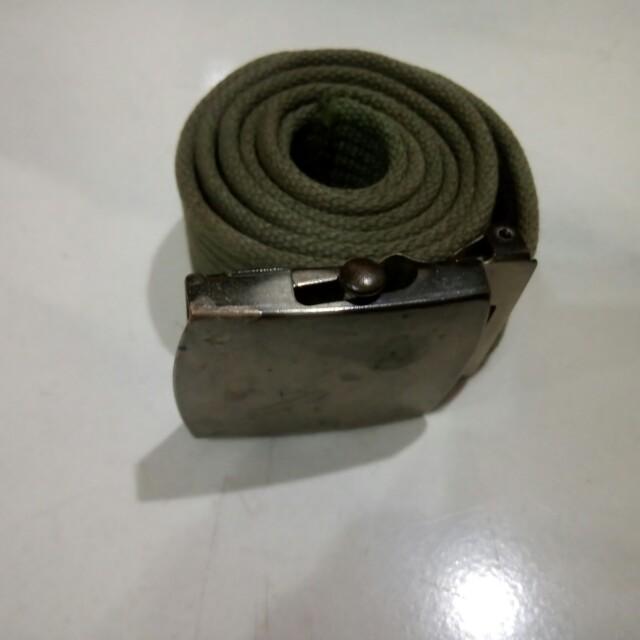 Army Green/Fatigue Belt