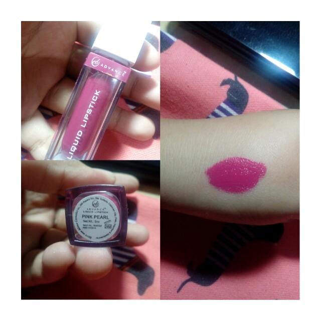 AUTHENTIC Ever Bilena Liquid Lipstick (Pink Pearl)