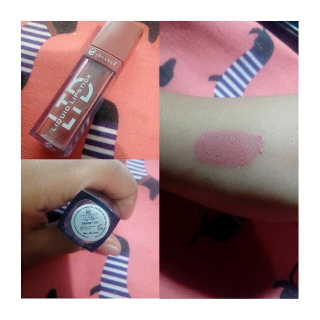 AUTHENTIC Ever Bilena LTD Liquid Lipstick (Skinny Dip)