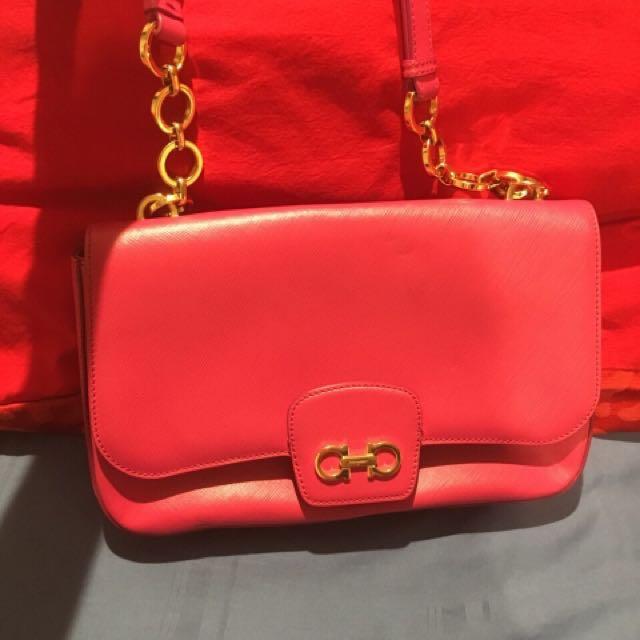Authentic Ferregamo bag
