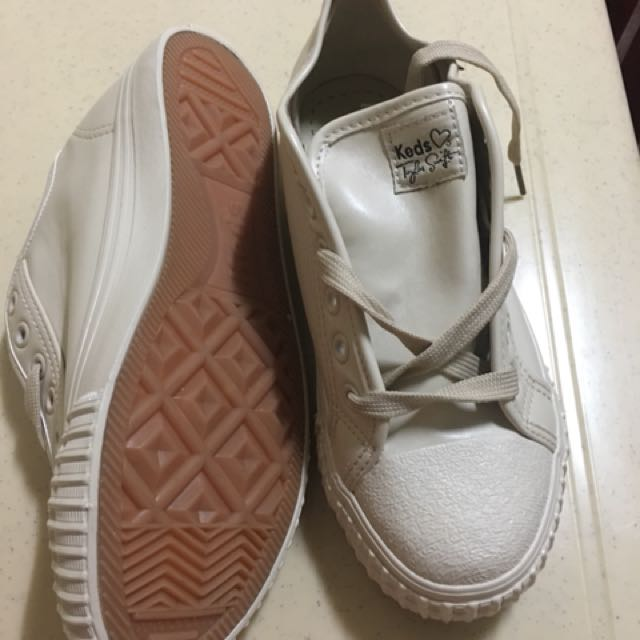 [REPRICED] Authentic Keds And Converse SHOES (proof Of Purchase)