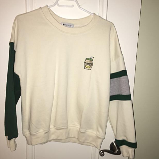 BANANA sweater