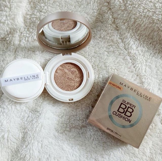Bb Cusion Maybelline Natural