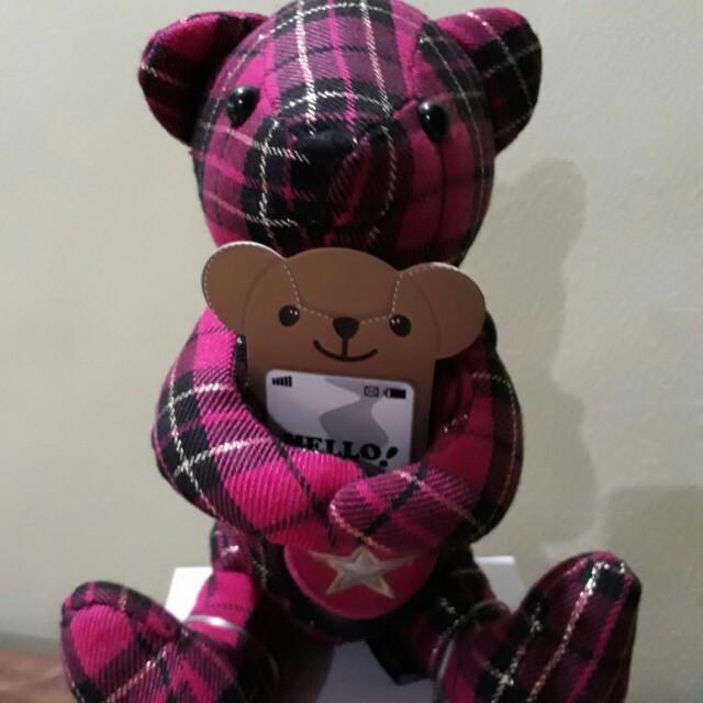 Bear Mobile Holder