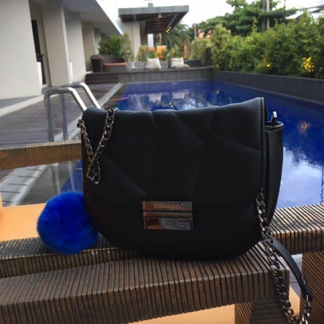 Bellagio Chain Bag