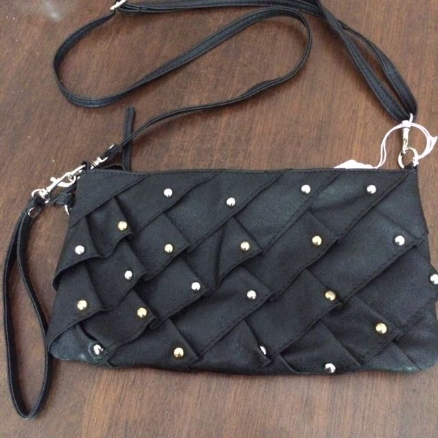 Black small Sling Bag