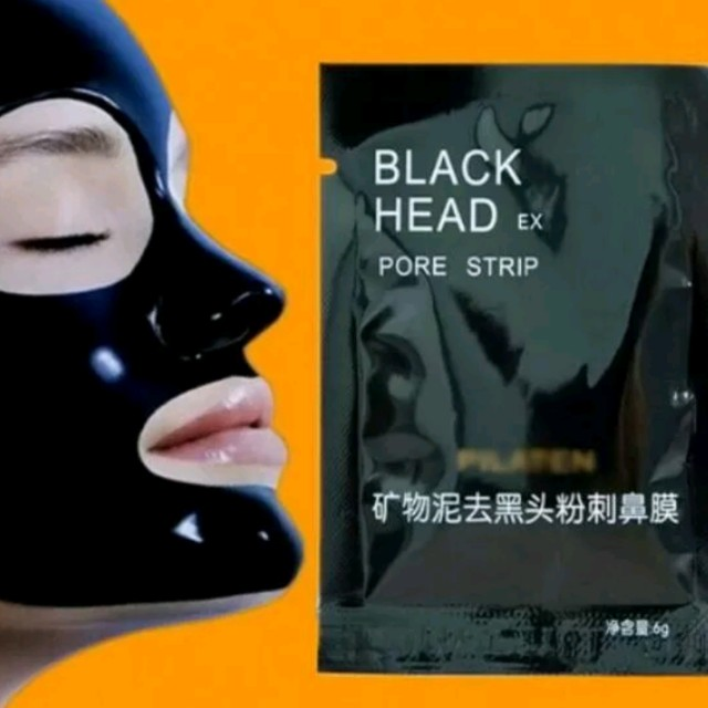 Blackhead pilaten pore facial mask