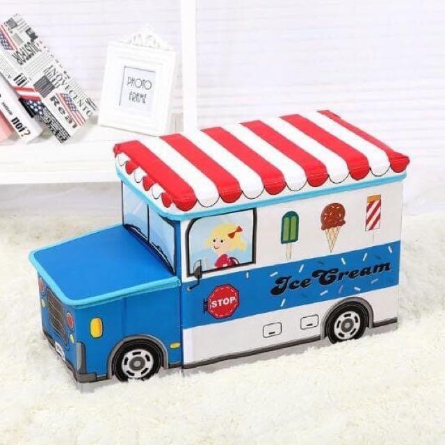 Box Storage Tempat Penyimpanan Mainan Anak