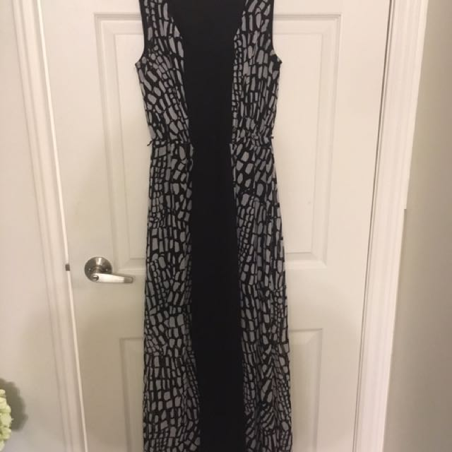 Calvin Klein maxi dress size 2