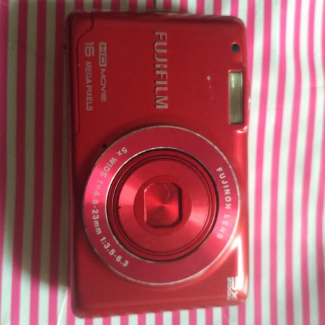 Camera pocket digital Fujifilm