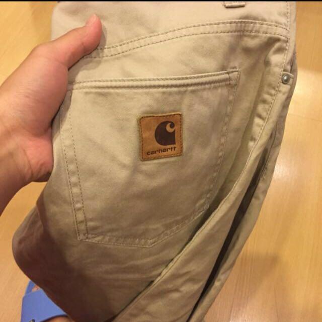 Carhartt工作褲