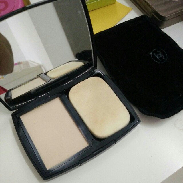 Chanel le teint compact foundation-negotiable