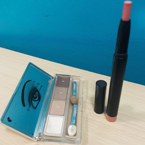 Clinique Eye Palette with FREE LIPPIE