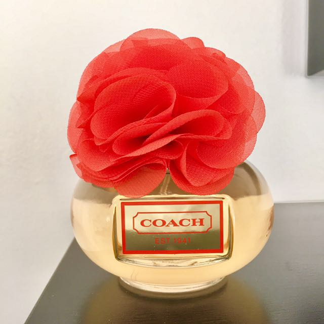 Coach Poppy Blosson perfume 3.4 oz