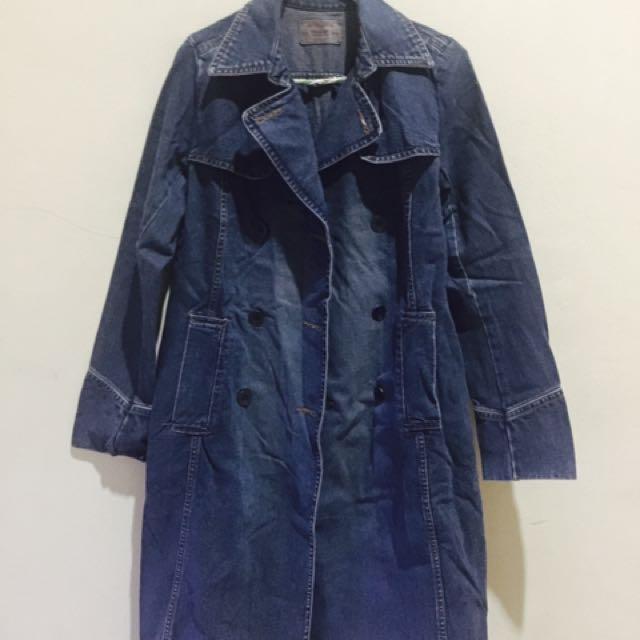 Coat Jeans Tebal
