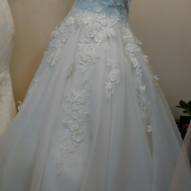 Debut gown or wedding, Design & Craft, Others on Carousell