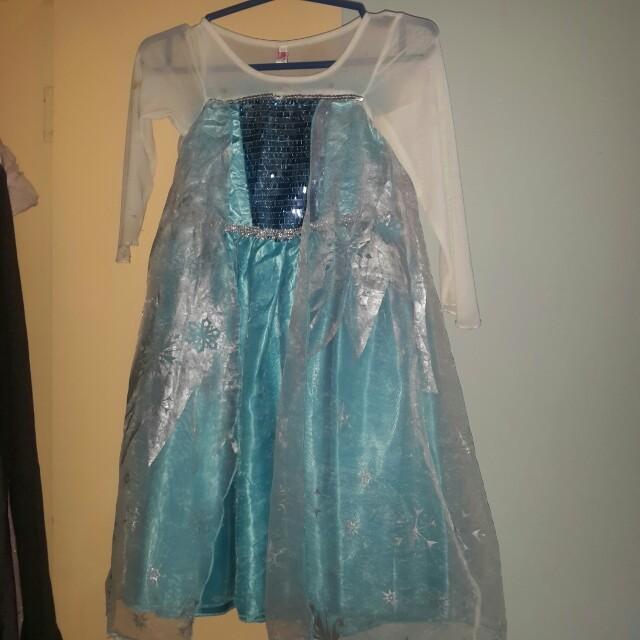 Elsa custom