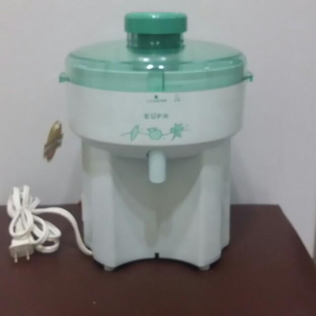 eupa健康果菜汁機