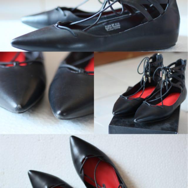 EVB* Gladiator Shoes