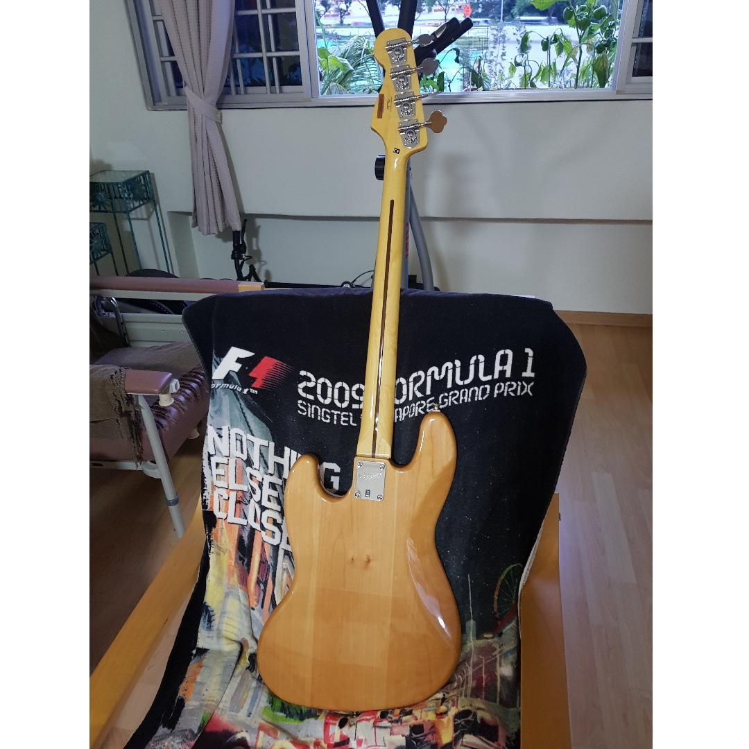 FS: Squire Vintage Modified 70's Jazz Bass Guitar