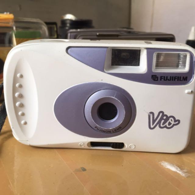 Fujifim Vio 35mm #MauAnalog