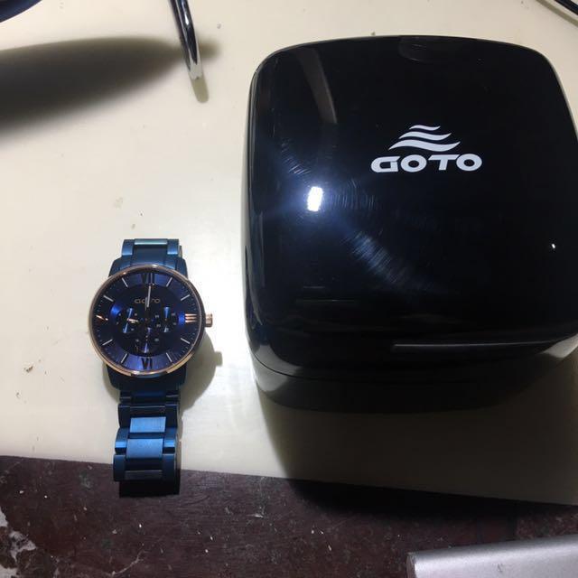 Goto gs7023m陶瓷錶