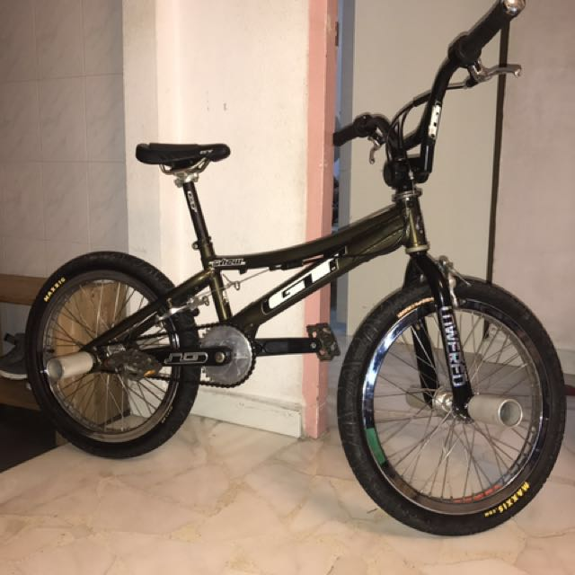 Gt show bmx, Bicycles & PMDs, Bicycles on Carousell