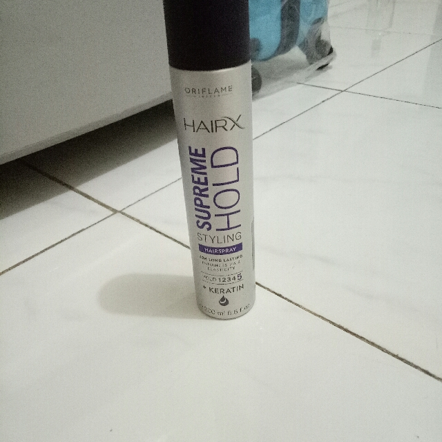 hair spray oriflame