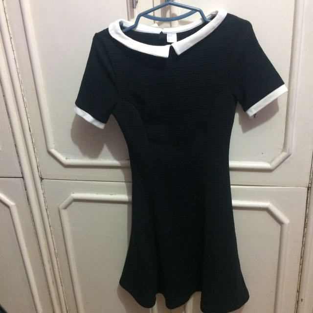 H&M Collar Dress