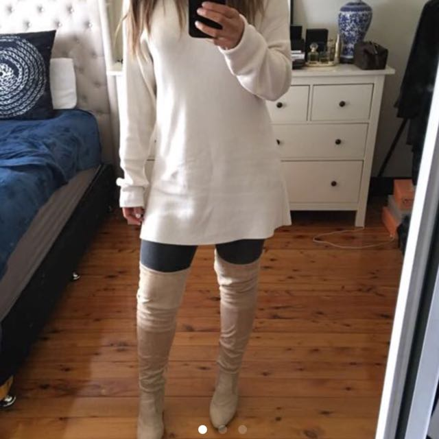 H&M dress jumper
