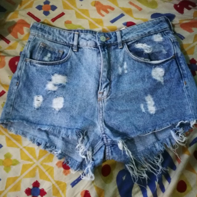 H&M high waist shorts (pre loved)repriced!
