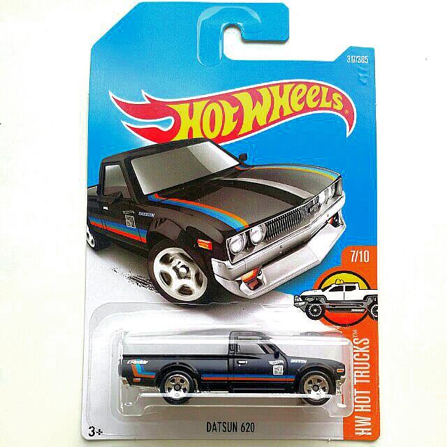 Hot Wheels Datsun 620 Pickup
