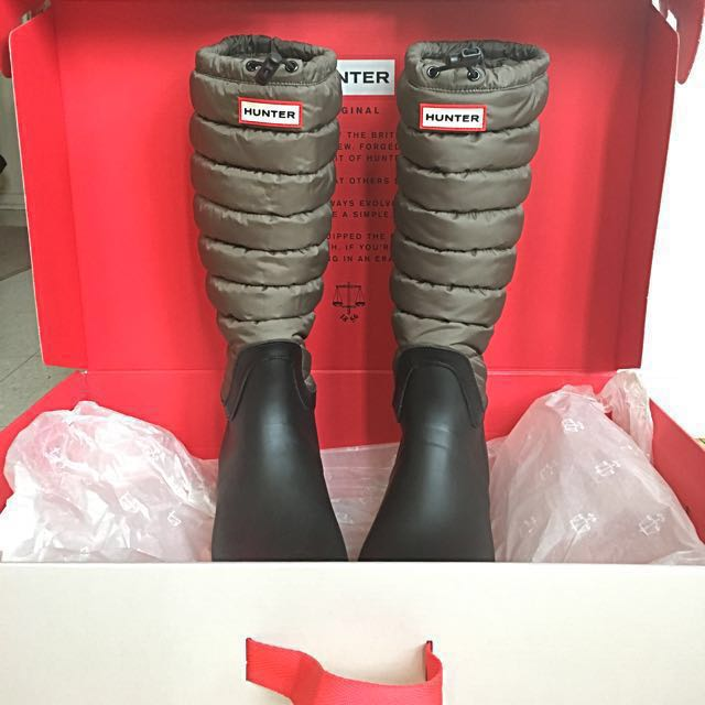 Hunter Original Quilted Boots