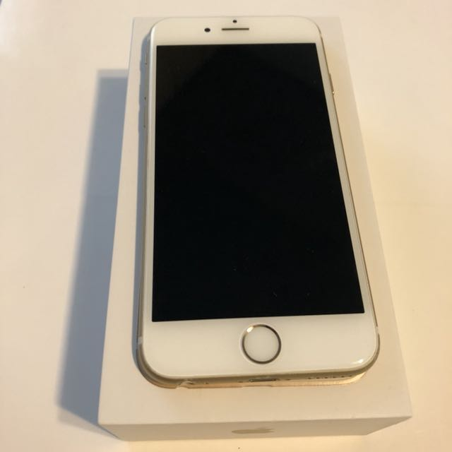 I phone 6s 64g 金色